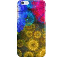 Summer Flowers iPhone Case/Skin