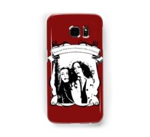 Destined To Meet At Gunpoint Samsung Galaxy Case/Skin