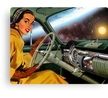 Hello onstar I think i'm lost Again Canvas Print