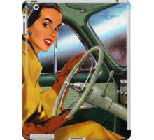 Hello onstar I think i'm lost Again iPad Case/Skin