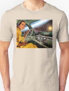 Hello onstar I think i'm lost Again Unisex T-Shirt