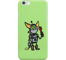 Clank as Ratchet iPhone Case/Skin
