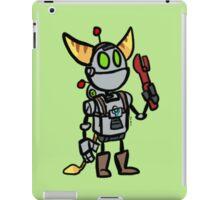 Clank as Ratchet iPad Case/Skin