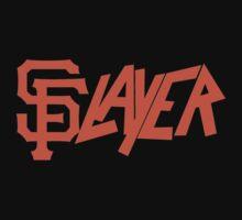 San Francisco Giants + Slayer  by BowieBadu