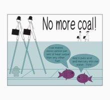 No more coal  Baby Tee