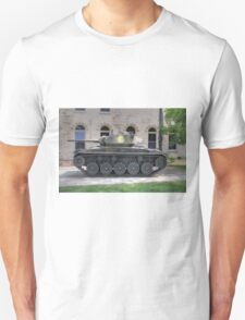 M24 Chaffee Tank Unisex T-Shirt