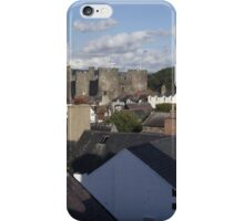 Conwy Rooftops iPhone Case/Skin