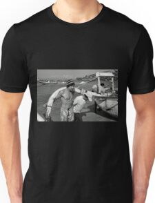 Senggigi Boat Puller Unisex T-Shirt