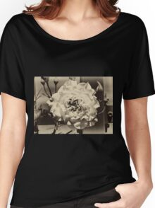Rustic Rose Women's Relaxed Fit T-Shirt