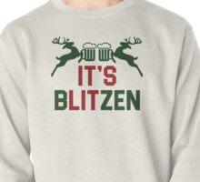 Its Blitzen Pullover