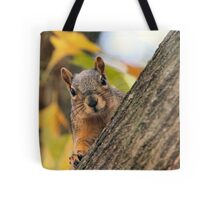 You're not the nut I was looking for! Tote Bag