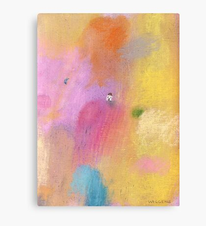 A dream Canvas Print