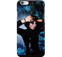 gothic model iPhone Case/Skin