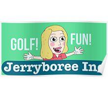 Jerryboree ver.banner Poster