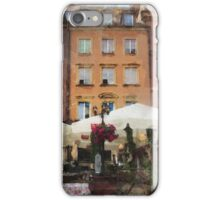 Romantic Old Warsaw iPhone Case/Skin