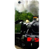The Steam Train Locomotive iPhone Case/Skin