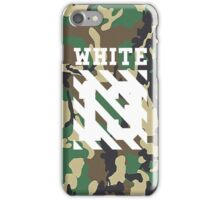 Off-White 13 (Camouflage) iPhone Case/Skin
