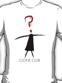 Clone Club Stick Figure T-Shirt