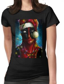 Deadpool 1 Womens Fitted T-Shirt