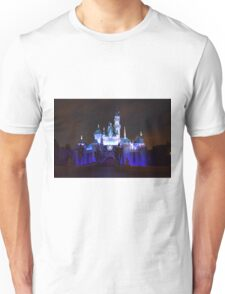 Sleeping Beauty Castle  Unisex T-Shirt