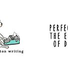 Mug of Truth: Perfect is the Enemy of Done by Deb Norton Writing