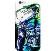 Orcs iPhone Case/Skin