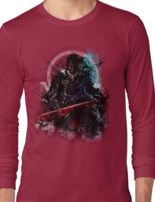 Blood Stained Sword  Long Sleeve T-Shirt