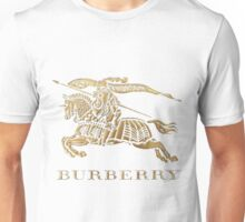 BURBERRY Unisex T-Shirt