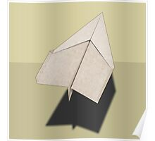 Paper Airplane 44 Poster