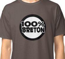 breton bretagne citation humour Classic T-Shirt