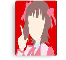 Haruka Amami (The Idolmaster) Canvas Print
