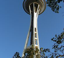 Space Needle  by freshmemories