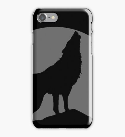 Wolf iPhone Case/Skin