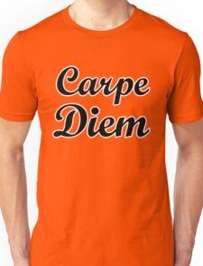 carpe diem citation humour Unisex T-Shirt