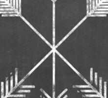 Chalkboard Arrows Sticker