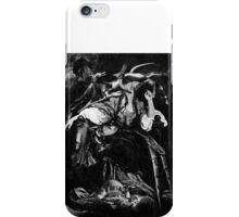 The Huntress. iPhone Case/Skin