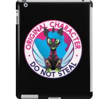 Original Character: Do Not Steal iPad Case/Skin