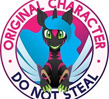 Original Character: Do Not Steal by Horrible People Productions