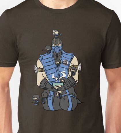 The Lin Kuei Unisex T-Shirt