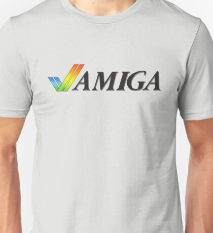 Amiga (Vector Recreation) Unisex T-Shirt