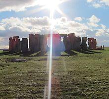 Stonehenge  by leahdianelove
