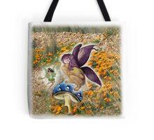 Devas and fairies Tote Bag