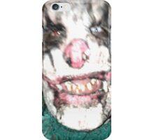 killer clown  iPhone Case/Skin