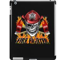 Fireman Skull 7 iPad Case/Skin