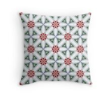 Christmas Candy Canes #8 Throw Pillow