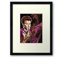 Seth, featured in Art Universe Framed Print