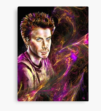 Seth, featured in Art Universe Canvas Print