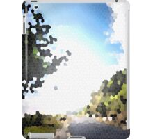 Out in the Serenity of nature iPad Case/Skin