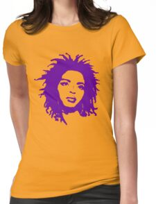 Lauryn Hill 1 Womens Fitted T-Shirt