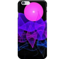 Balloon and Ribbons iPhone Case/Skin